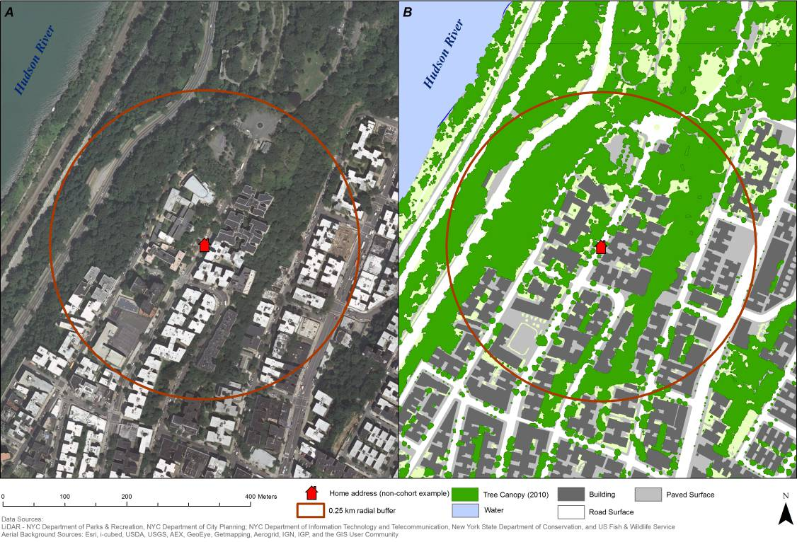 gina_nucfac_3  sc 1 st  Built Environment and Health Research Group - Columbia University & Tree Canopy Data for the Entire State of Pennsylvania | Built ...