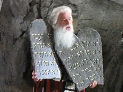Mel Brooks and the 15 Commandments from History of the World Part 1